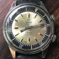 Enicar Steel 40mm Automatic Sherpa pre-owned United States of America, New York, Brooklyn