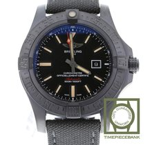 Breitling V1731010/BD12 Titane 2020 Avenger Blackbird 48mm nouveau
