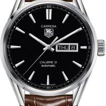 TAG Heuer Carrera Calibre 5 new Automatic Watch with original box WAR201A-FC6291