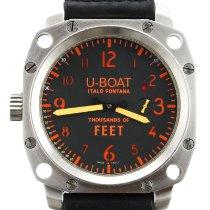 U-Boat Acero Cuerda manual Thousands of Feet usados