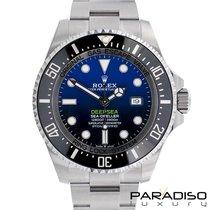 Rolex Sea-Dweller Deepsea Acciaio 44mm Blu Italia, MILANO - MUNICH -   FROSINONE - MANFREDONIA