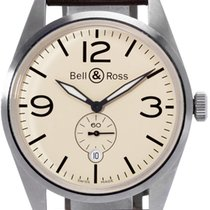 Bell & Ross Vintage BR123-95-SS 2016 pre-owned