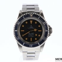 Tudor pre-owned Automatic 40mm Black Plexiglass 20 ATM