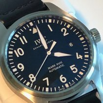 IWC IW327009 Steel Pilot Mark 40mm pre-owned United States of America, Kansas, Lawrence