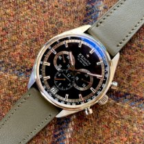 Zenith El Primero 36'000 VpH Steel 42mm Black No numerals United States of America, Florida, Coral Gables