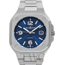 Bell & Ross Steel Automatic BR05A-BLU-ST/SST new