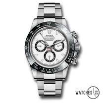 Rolex Daytona 116500LN 2019 new