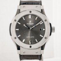Hublot Titanium 45mm Automatic 511.NX.7071.LR pre-owned United States of America, Massachusetts, Boston