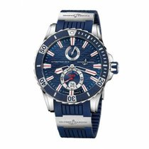 Ulysse Nardin Diver Chronometer 263-10-3/93 2020 nouveau