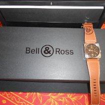 Bell & Ross BR 03-94 Chronographe Acier 42mm Noir Arabes France, Loctudy