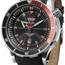 Vostok NH35A-5105141 New Steel 48.5mm Automatic