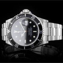 Rolex 16610 Acier 2007 Submariner Date 40mm occasion