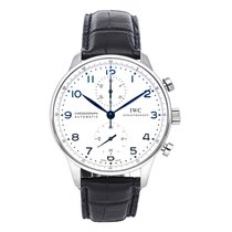 IWC Portuguese Chronograph IW3714-46 pre-owned