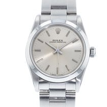 Rolex Oyster Perpetual 31 pre-owned 31mm Silver Steel