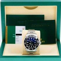 Rolex Sea-Dweller Deepsea 116660 2017 pre-owned