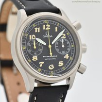 Omega Dynamic Chronograph Steel 38mm Black Arabic numerals United States of America, California, Beverly Hills