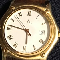Ebel Yellow gold 32mm Quartz 8087131 pre-owned