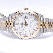 Rolex Date Just II 41 126303