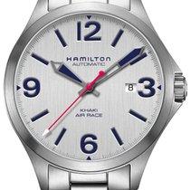 Hamilton Steel 42mm Automatic H76525151 new