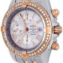 Breitling Chronomat Evolution Steel 44mm Roman numerals United States of America, Texas, Dallas