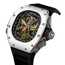 Richard Mille RM50-02 ACJ-Ti-Al Airbus Tourbillon Chronograph...