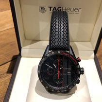 TAG Heuer Carrera Calibre 1887 occasion 43mm Titane