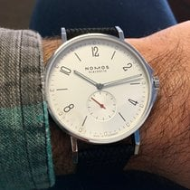 Nomos Ahoi Sapphire Crystal Glass Back