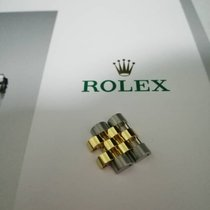 Rolex Datejust 41 half gold