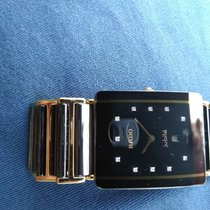 Rado DIASTAR JUBILÈ 18K Gold-Filled Steel & Ceramics Mens Watch F