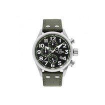 TW Steel reloj de caballero Modelo Volante en textil verde.