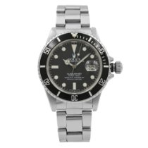 Rolex Submariner Date 16800 1983 pre-owned