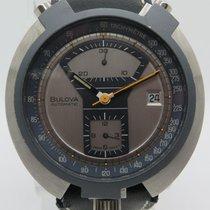 Bulova Vintage & Rare Bulova Bullhead Parking Meter Chronograp...