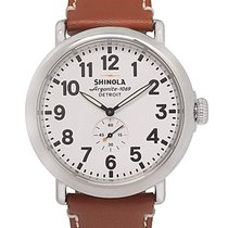 Shinola 47mm Quartz new White