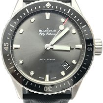 Blancpain Steel 43mm Automatic 5110B-1110-B52A