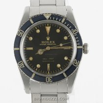 Rolex 6536/1 Stahl Submariner (No Date) 40mm
