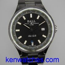 鲍尔  钢 42mm 自动上弦 Ball GM3210C-S1C-BK 二手