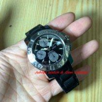 名士 計時碼錶 40mm 自動發條 二手 Capeland 黑色