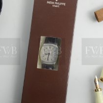Patek Philippe Grand Complications (submodel) Steel 37mm Silver Arabic numerals