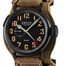 Zenith Pilot Type 20 GMT new Automatic Watch with original box and original papers 96.2431.693/21.c738