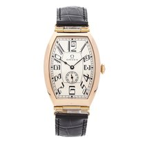 Omega Museum Rose gold 43.5mm Silver Arabic numerals United States of America, Pennsylvania, Bala Cynwyd