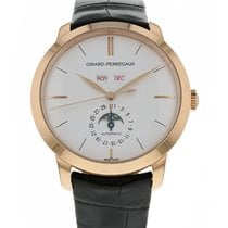 Girard Perregaux 1966 new Automatic Watch with original box and original papers 49535-52-151-BK6A