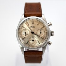 Rolex Chronograph Steel 36mm Silver No numerals United States of America, California, Glendale
