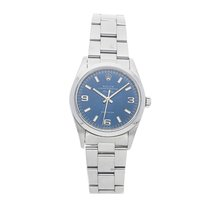 Rolex Air King Precision Steel 34mm Blue No numerals United States of America, Pennsylvania, Bala Cynwyd