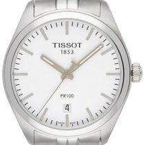 Tissot PR 100 Zeljezo 39mm Srebro