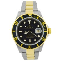 Rolex Submariner Date 16613T 2006 pre-owned
