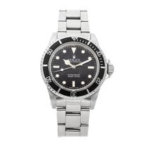 Rolex Submariner (No Date) 5513 pre-owned