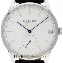 NOMOS Orion Neomatik Acier 40.5mm Blanc