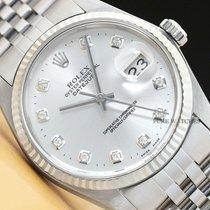 Rolex Datejust Steel 36mm Silver United States of America, California, Chino Hills