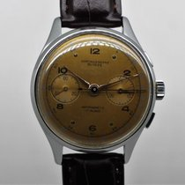 Chronographe Suisse Cie Acciaio 37mm Manuale usato Italia, Roma