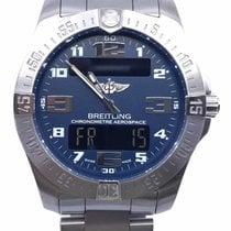 Breitling Aerospace EVO Titanium 43mm Blue Arabic numerals